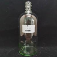716ml普白料玻璃酒瓶现货,料重520g-1343